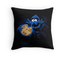 Cookiethulhu Throw Pillow