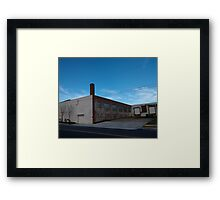 Old South, New South Framed Print
