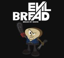 Evil Bread One Piece - Short Sleeve