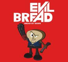 Evil Bread Kids Tee