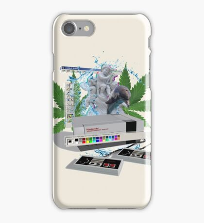 Weed NES Day iPhone Case/Skin
