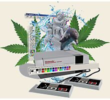 Weed NES Day Photographic Print