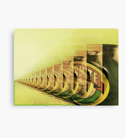 Straight To The Point  ------->  I Love It!  Canvas Print