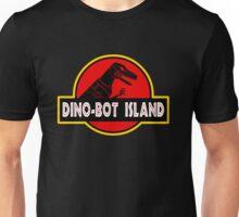 Dino-Bot Island Unisex T-Shirt