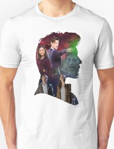 Eleventh Doctor Silhouette T-Shirt