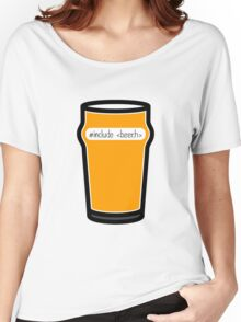 Beer code Women's Relaxed Fit T-Shirt