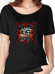Gothic American Gothic  Women's Relaxed Fit T-Shirt