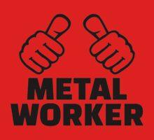 Metal worker Kids Tee