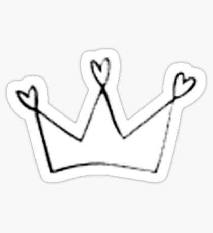 crown  Sticker