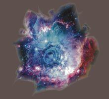 Flower Nebula Baby Tee