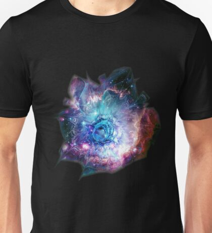 Flower Nebula Unisex T-Shirt