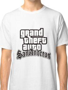 GTA San Andreas - LOGO Classic T-Shirt