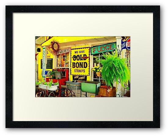 Bond....Gold Bond by Grinch/R. Pross