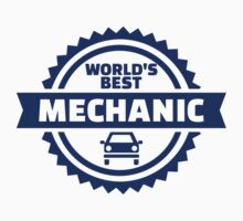 World's best mechanic Kids Tee