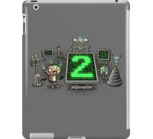 Mad Sciencebot iPad Case/Skin