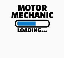 Motor mechanic loading Unisex T-Shirt