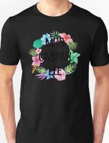 Mrs Caspar Lee – Floral, YouTube Unisex T-Shirt