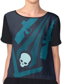 Halo Reach Chiffon Top
