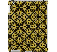 Retro Gold Ornaments Pattern iPad Case/Skin