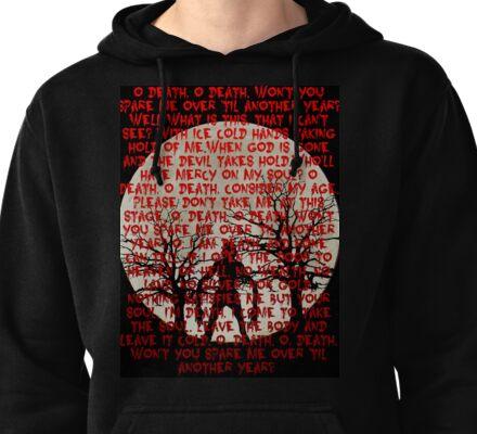 Until Dawn - Oh Death  Pullover Hoodie