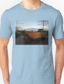 Classic Fishing Boats Unisex T-Shirt