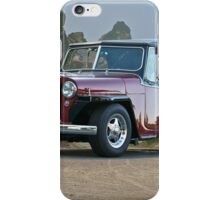 1949 Willys-Overland 'Jeepster' iPhone Case/Skin