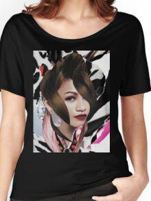 Zendaya Collage Art Wear Women's Relaxed Fit T-Shirt