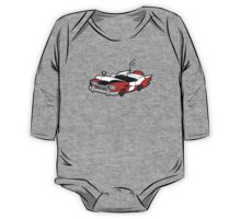 Junk Pile Cats Cadillac One Piece - Long Sleeve