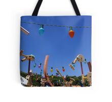 Out of the Toy Box Tote Bag