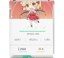 Touhou Project Go iPad Case/Skin