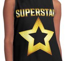 Superstar T Shirt Contrast Tank