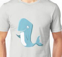 Willard the Whale Unisex T-Shirt