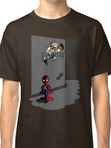 Spider Paint Classic T-Shirt