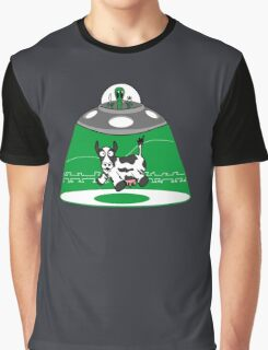 UFO FAST FOOD PICK UP  Graphic T-Shirt
