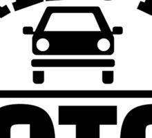 World's best motor mechanic Sticker