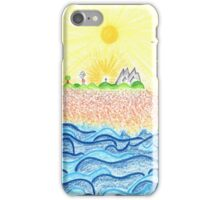 0804 - Creation on Earth iPhone Case/Skin