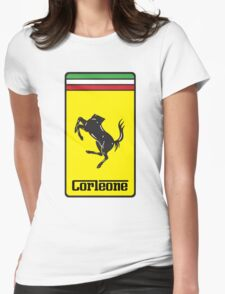 Corleone Womens Fitted T-Shirt