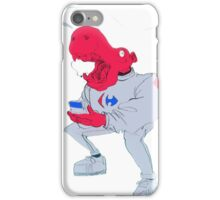 Hippopotamus drawing/Hippopotame Dessin  iPhone Case/Skin
