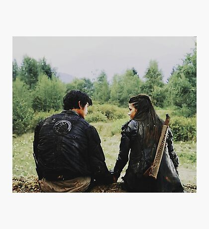 the 100 | Bellamy and Octavia Blake 1 Photographic Print