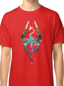 Skyrim Symbol EPIC Classic T-Shirt