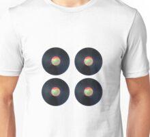 Beatles LP vinyl Unisex T-Shirt