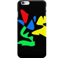 Decorative colorful abstraction iPhone Case/Skin