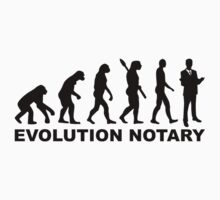 Evolution notary One Piece - Long Sleeve