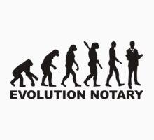 Evolution notary Kids Tee