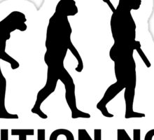 Evolution notary Sticker