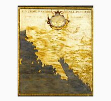 Vintage Map of California (1564) Unisex T-Shirt