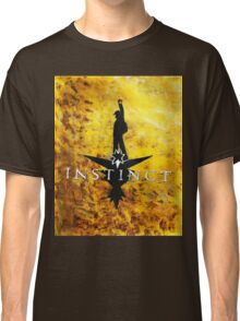 Hamilton inspired Instinct logo. Classic T-Shirt