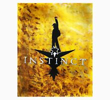 Hamilton inspired Instinct logo. Unisex T-Shirt
