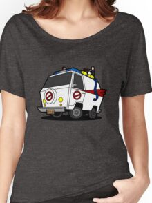 The Ecto-Machine  Women's Relaxed Fit T-Shirt