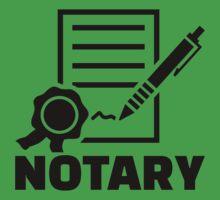 Notary Kids Tee